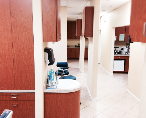 Bellflower Dental Office